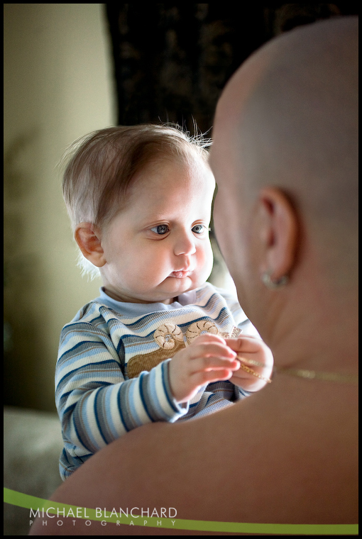at home with giovanni guglielmo - post transplant - Michael
