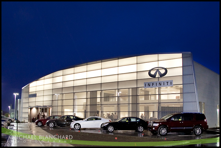 Infiniti Of Westborough >> Herb Chambers Infiniti Of Westborough Grand Opening