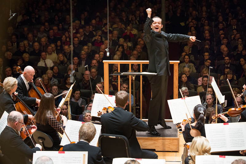 Boston Symphony Orchestra Welcomes Director Andris Nelsons
