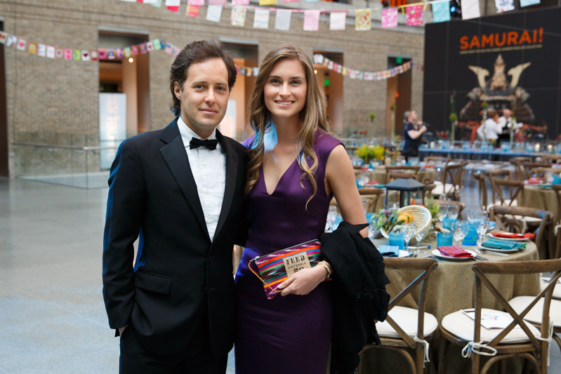 David and Lauren Bush Honored at UNICEF Children's Champion Award Dinner